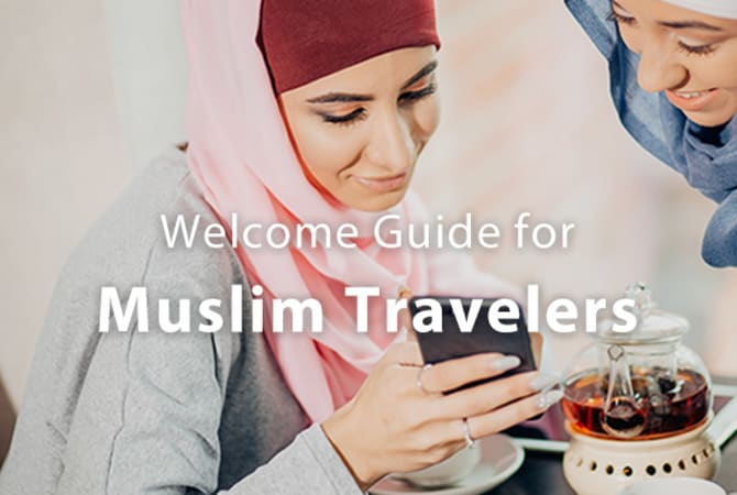 Welcome Guide for Muslim Travelers