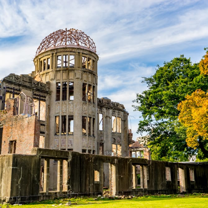 Hiroshima Peace Memorial (UNESCO)