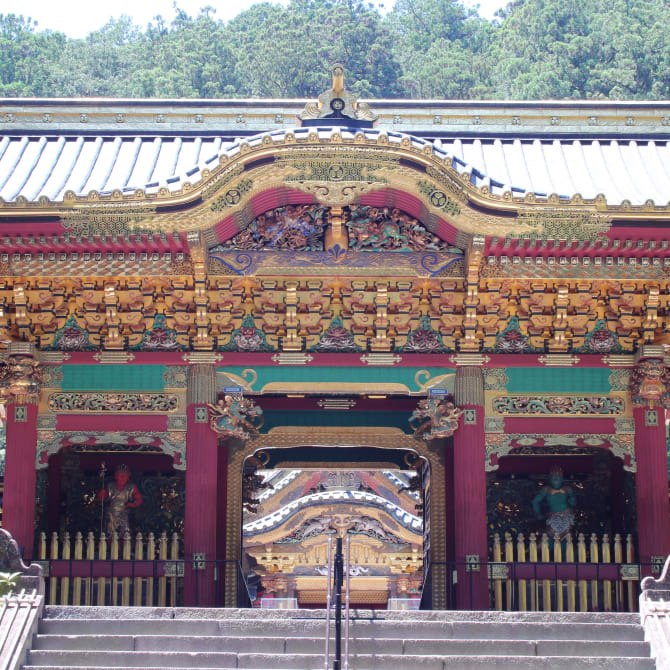 The Shrines & Temples of Nikko (UNESCO)