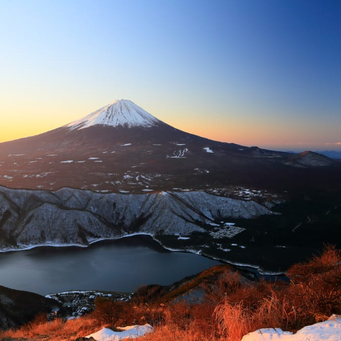 Fujisan—Sacred Place & Source of Artistic Inspiration (UNESCO)