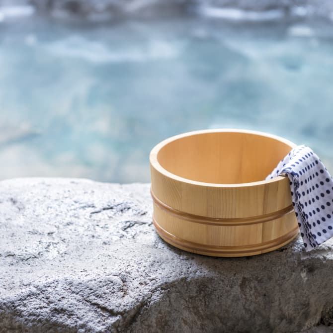Bathing Manners and Tips: Onsen Bathing Guide