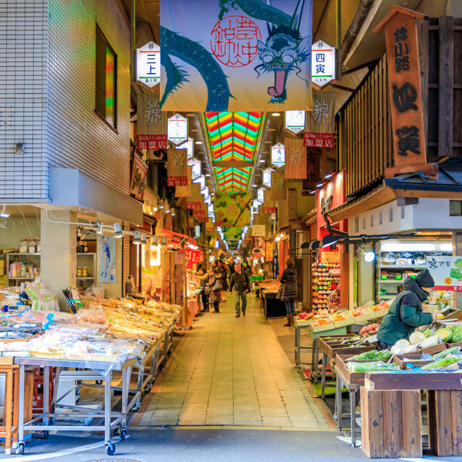 Kyoto Shopping Guide