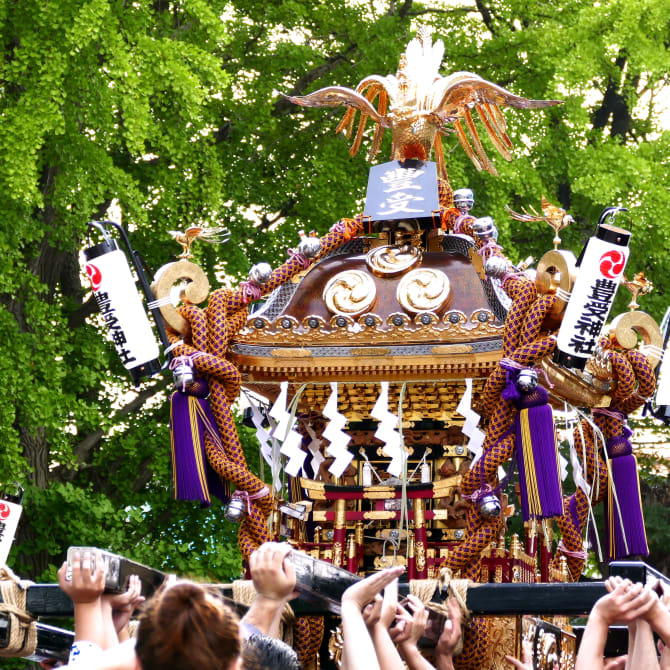 Get Involved in Local Japanese Festivals