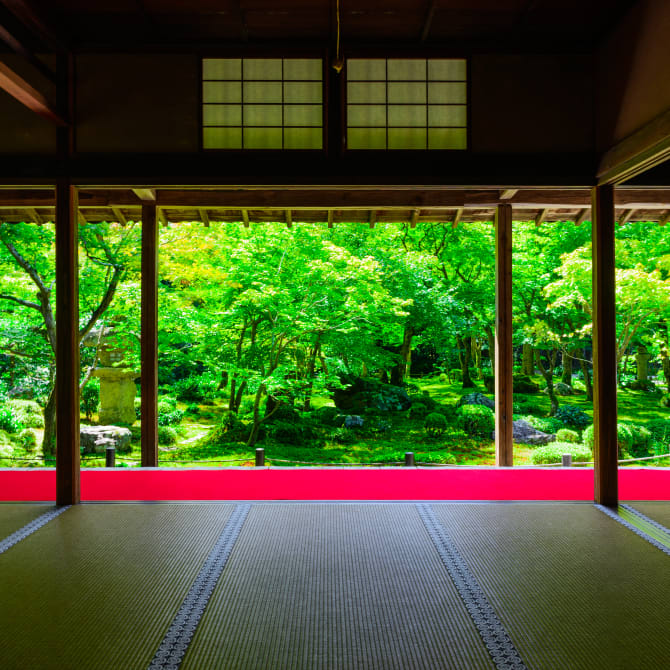 Zen Buddhism and Meditation in Japan