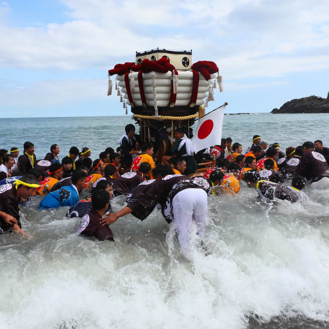 Ten Japanese Festivals to Take Part in